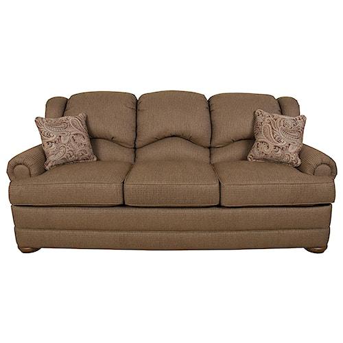England Drake Comfortable Visco Matress Queen Size Sleeper Sofa