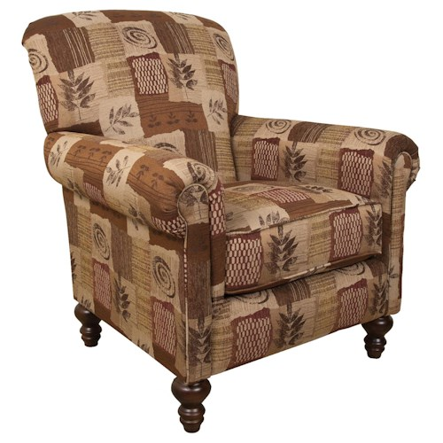 England Eliza Upholstered Traditional Chair