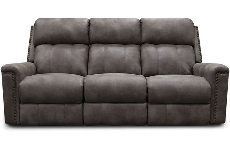 England EZ1C00Power Double Reclining Sofa w/ Nails