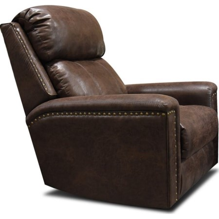 Power Reclining Lift Chair w/ Nails