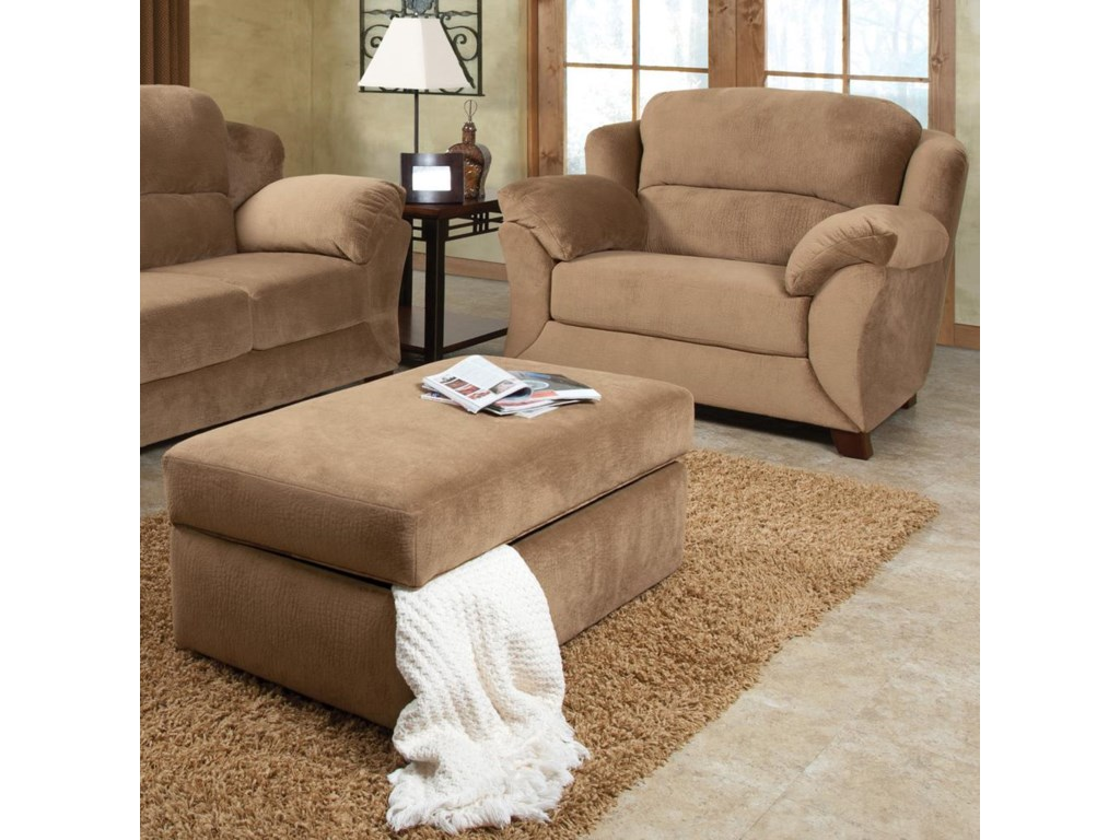 Shown with Coordinating Collection Storage Ottoman