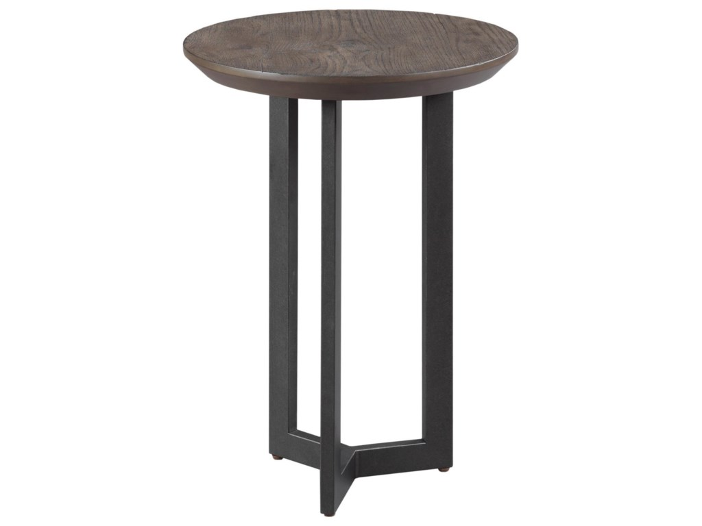 England GraystoneRound Chairside Table