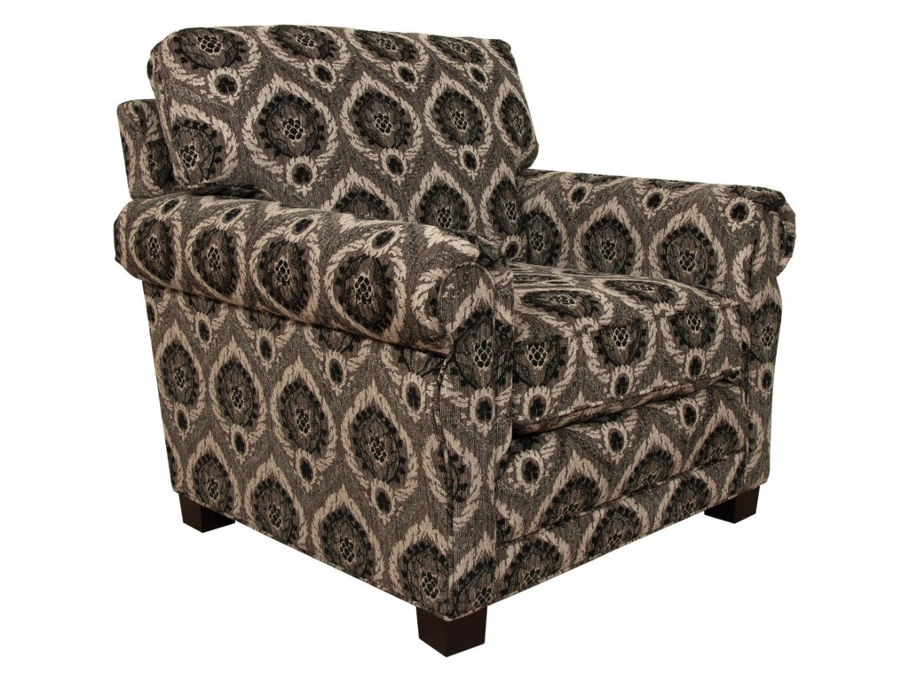 England GreenLiving Room Arm Chair