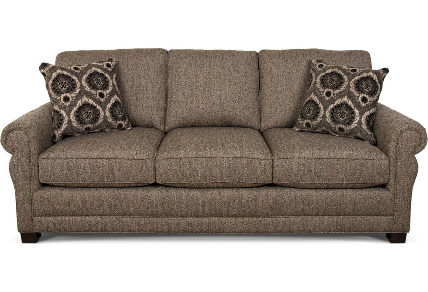 England Lorand 6935 Living Room Sofa with Traditional Style ...