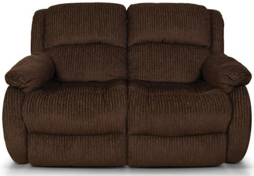 England Hali Upholstered Double Recliner Love Seat