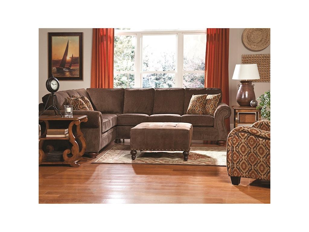 England JeremieSectional Sofa