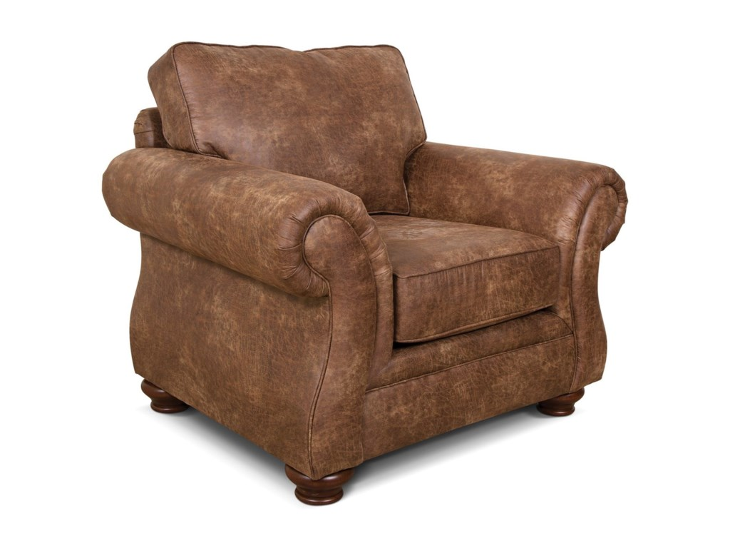 England JeremieRolled Arm Chair