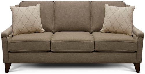 England Kendra Sofa with Contemporary Style