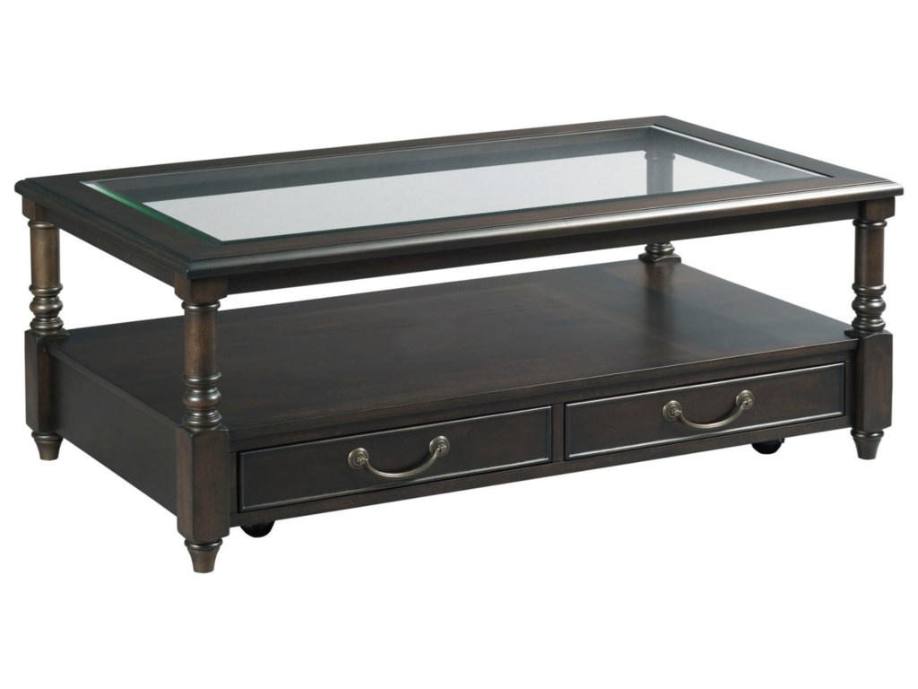 England KensingtonRectangular Cocktail Table