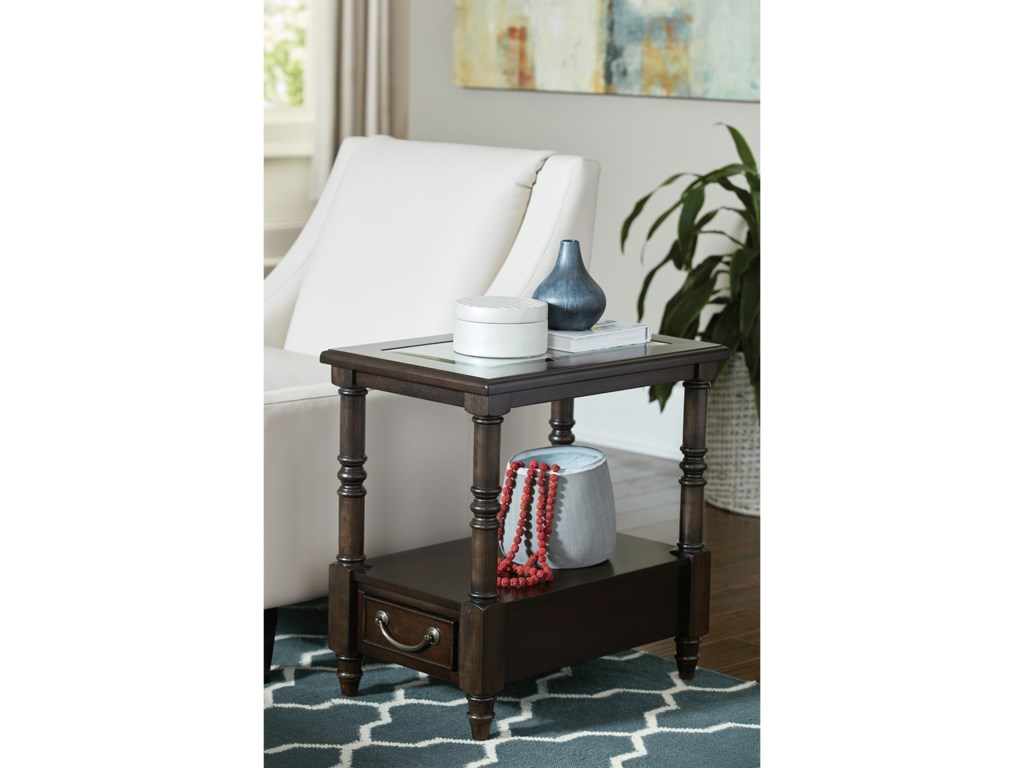 England KensingtonChairside Table