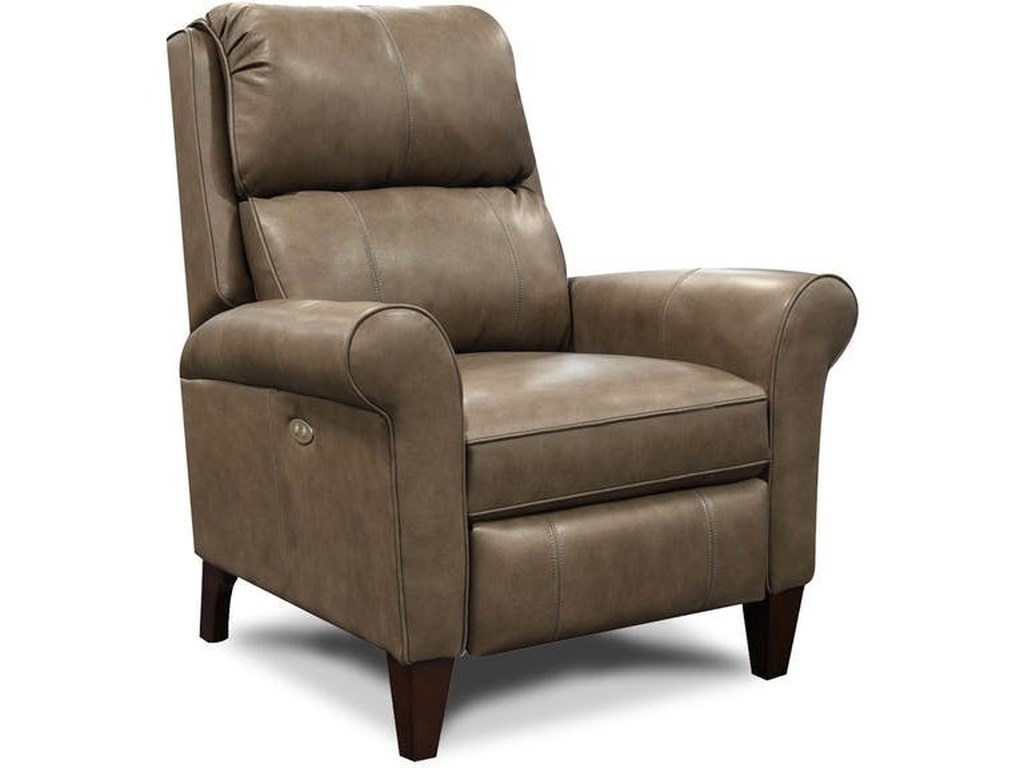 England KenzieLeather Reclining Chair