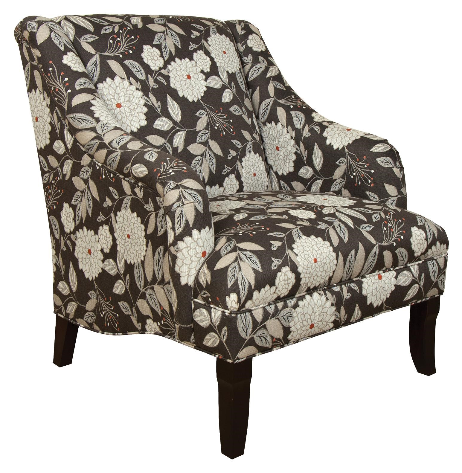 England Kinnett Living Room Arm Chair With Formal Cottage