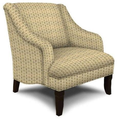 england kinnett 3934 living room arm chair with formal cottage style rh dunkandbright com  cottage style upholstered furniture