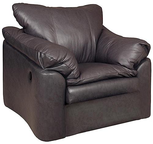 England Lackawanna Leather Motion Chair