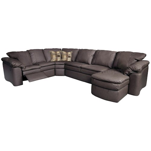 England Lackawanna Sectional Sofa