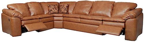 England Lackawanna Sectional Sofa