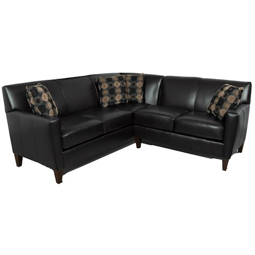 England Lynette 2 Piece Sectional Sofa