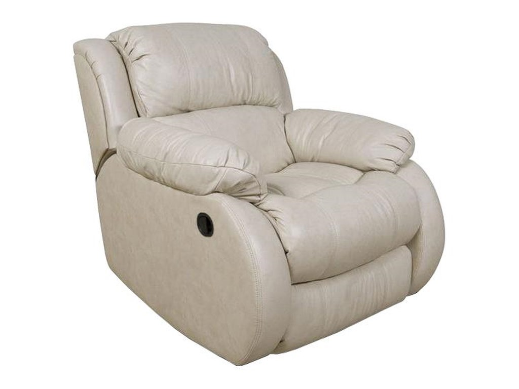 England LittonSwivel Gliding Recliner with Power