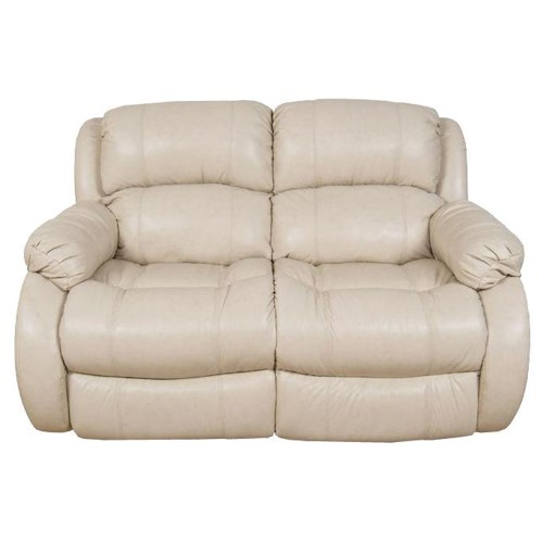 England Litton Casual Double Reclining Loveseat with Power