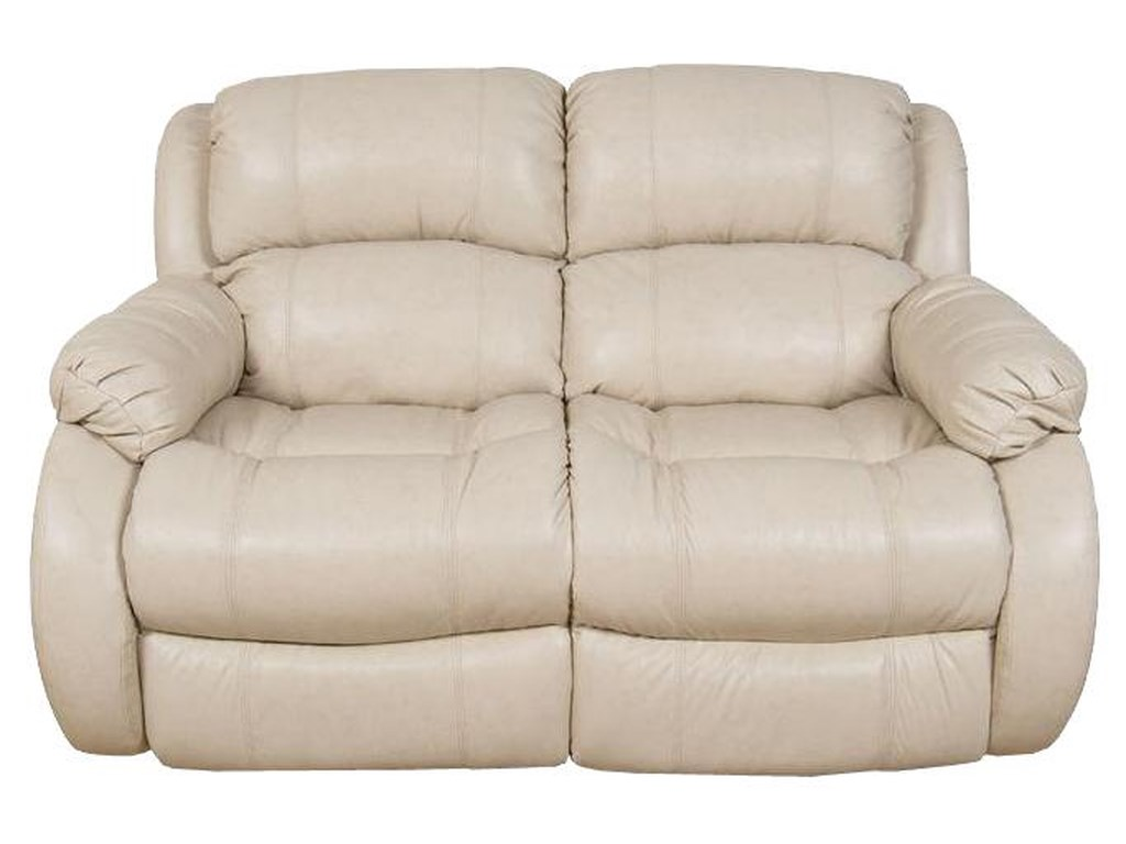 England LittonDouble Reclining Loveseat with Power