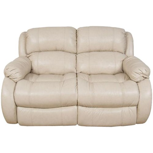 England Litton Upholstered Double Recliner Loveseat