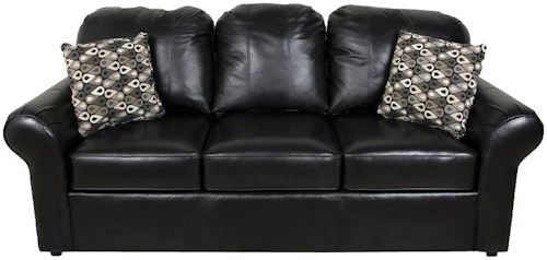 England Lochlan Queen Size Sleeper Sofa with Casual Style