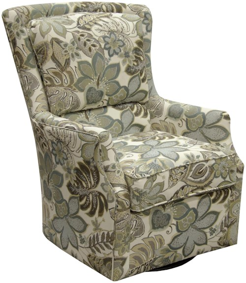 England Loren Swivel Chair