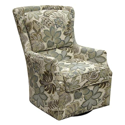 England Loren Swivel Chair