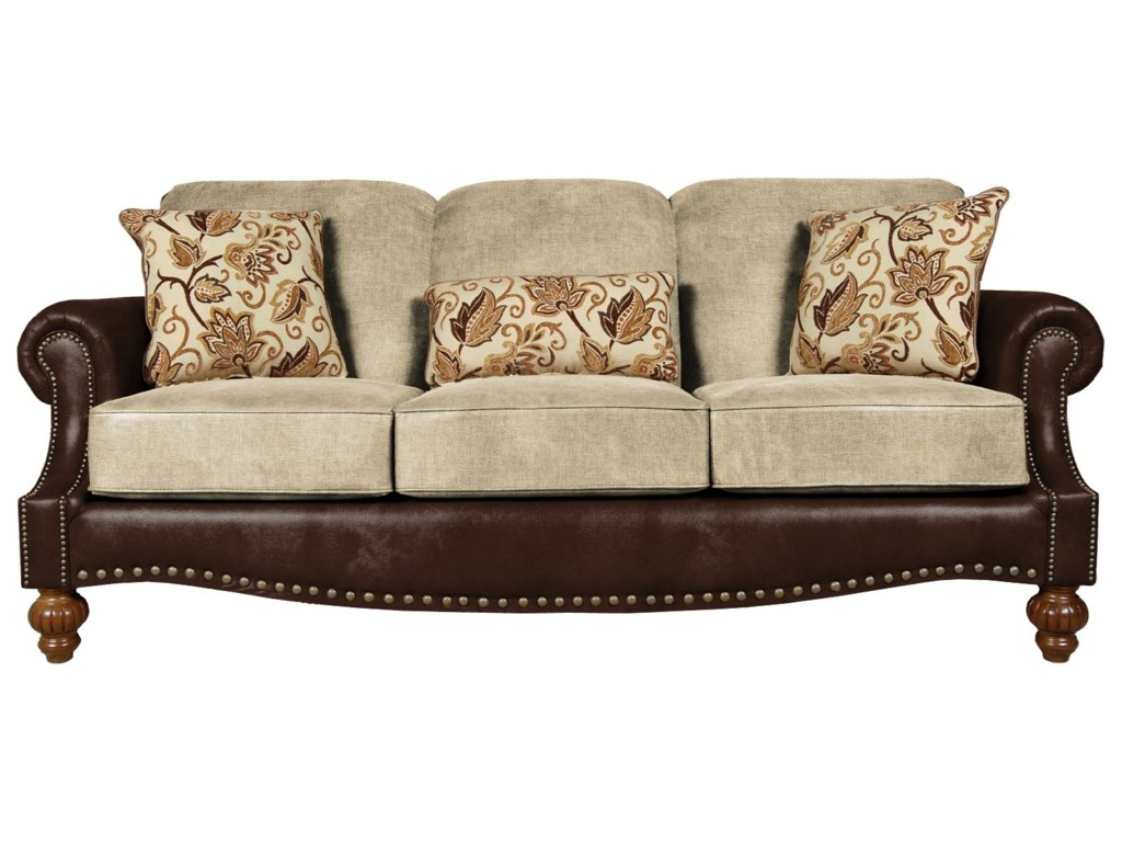 Seat, Back and Accent Pillow Fabrics are also Customizable. Visit Us In Store for More Information.