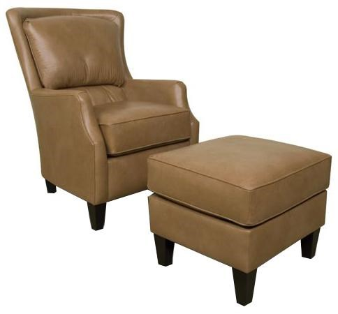Shown with Matching Club Chair