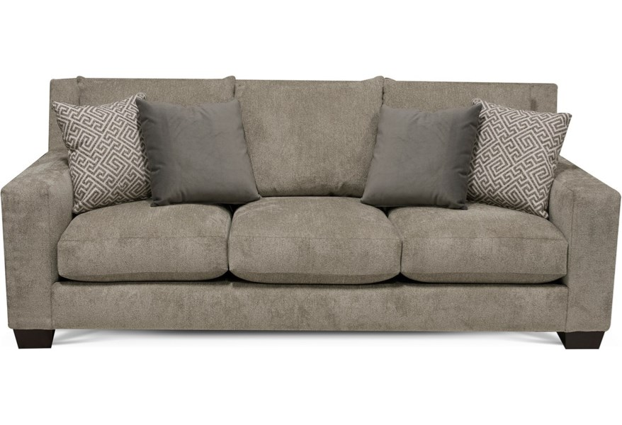 England Luckenbach 7K05 Contemporary Sofa | Dunk & Bright ...