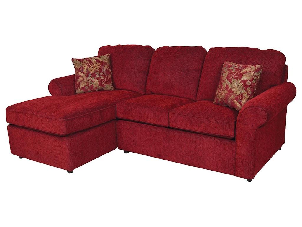 England Malibu3 Seat (left side) Chaise Sofa