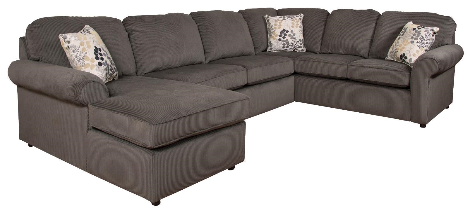 Moondust Sectional With Chaise