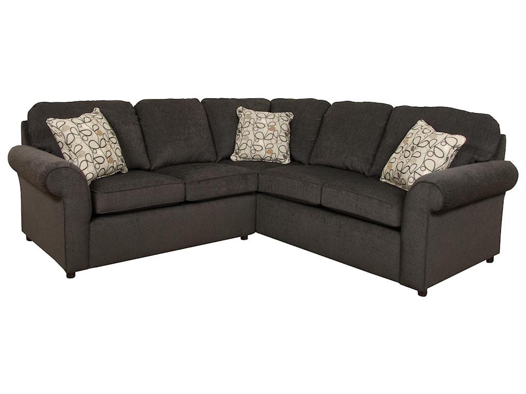 England Malibu4-5 Seat Corner Sectional Sofa