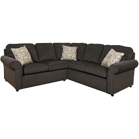 4-5 Seat Corner Sectional Sofa