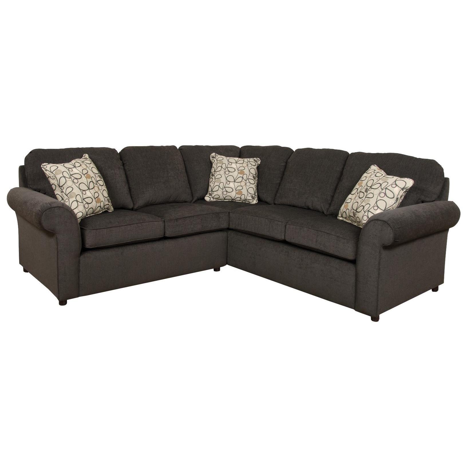 England Malibu4 5 Seat Corner Sectional Sofa ...
