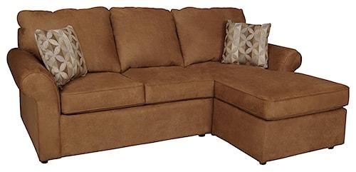 England Malibu 3 Seat (right side) Chaise Sofa