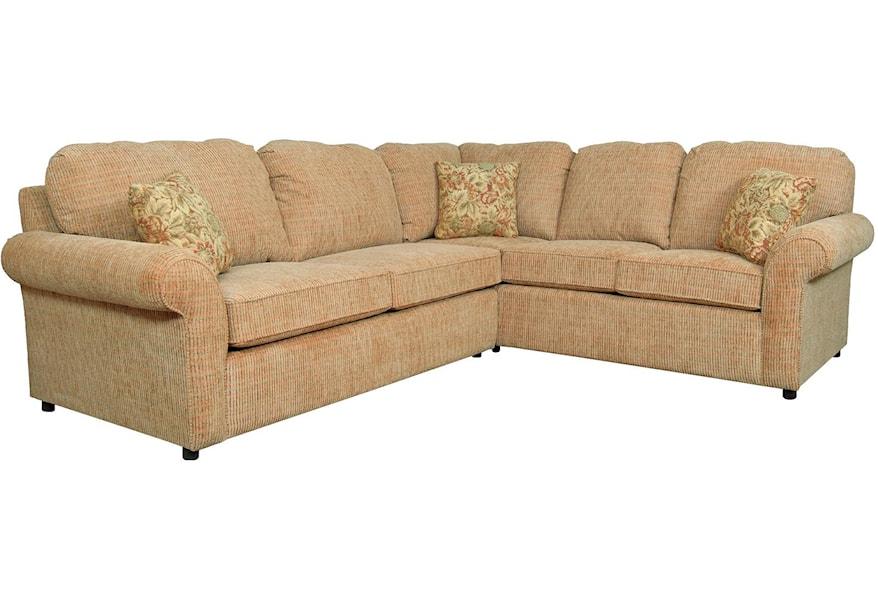 Malibu 4 5 Seat Corner Sofa With Sleeper