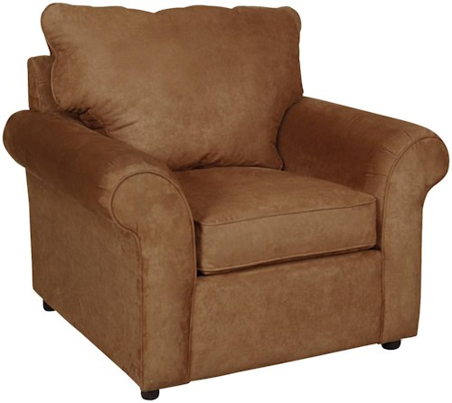 England Malibu Casual Living Room Chair