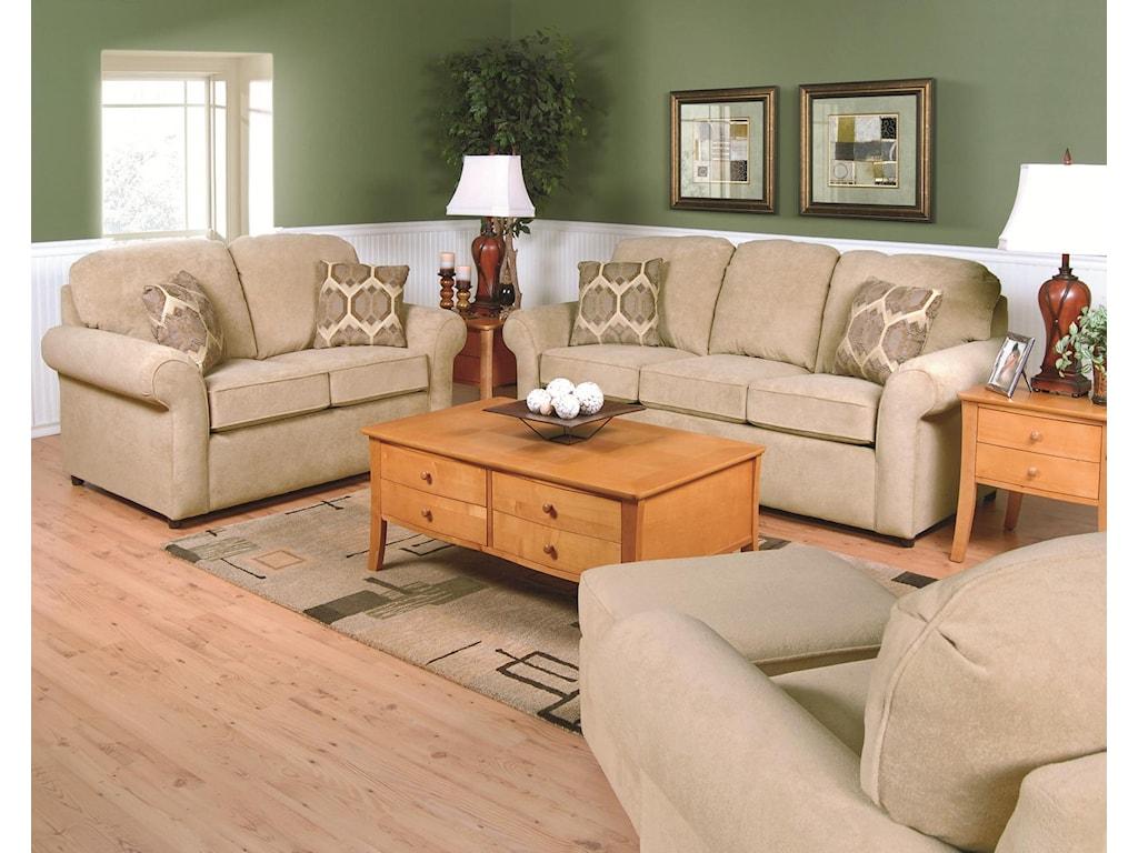England MalibuSleeper Sofa