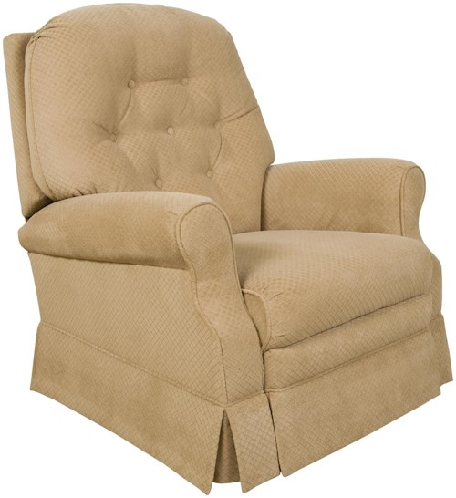 England Marisol Traditional Styled Rocker Recliner with Power