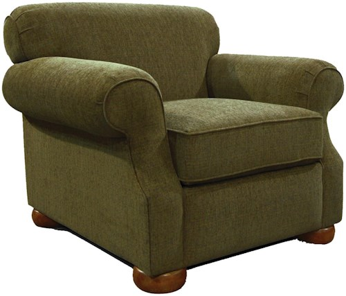 England Melbourne Upholstered Chair