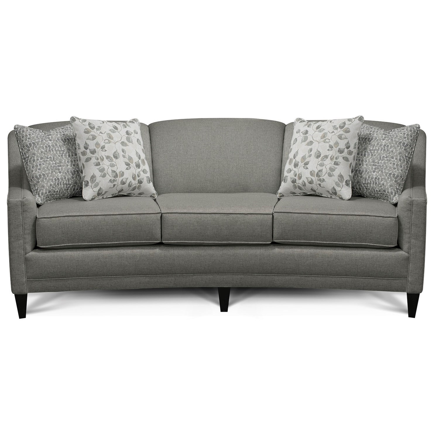 England Meredith Transitional Sofa With Track Arms