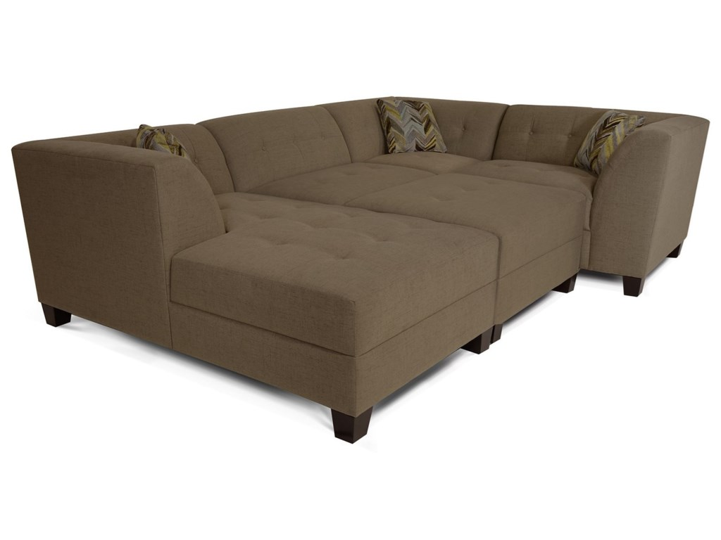 England QuinnSectional Sofa