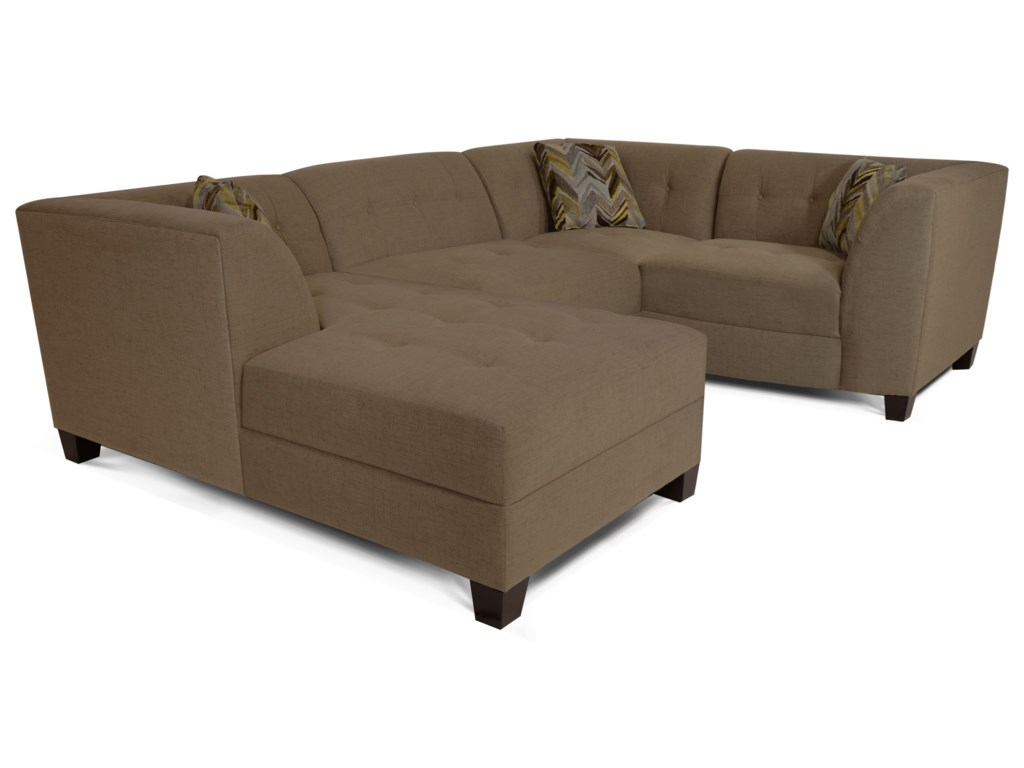 England MillerSectional Sofa