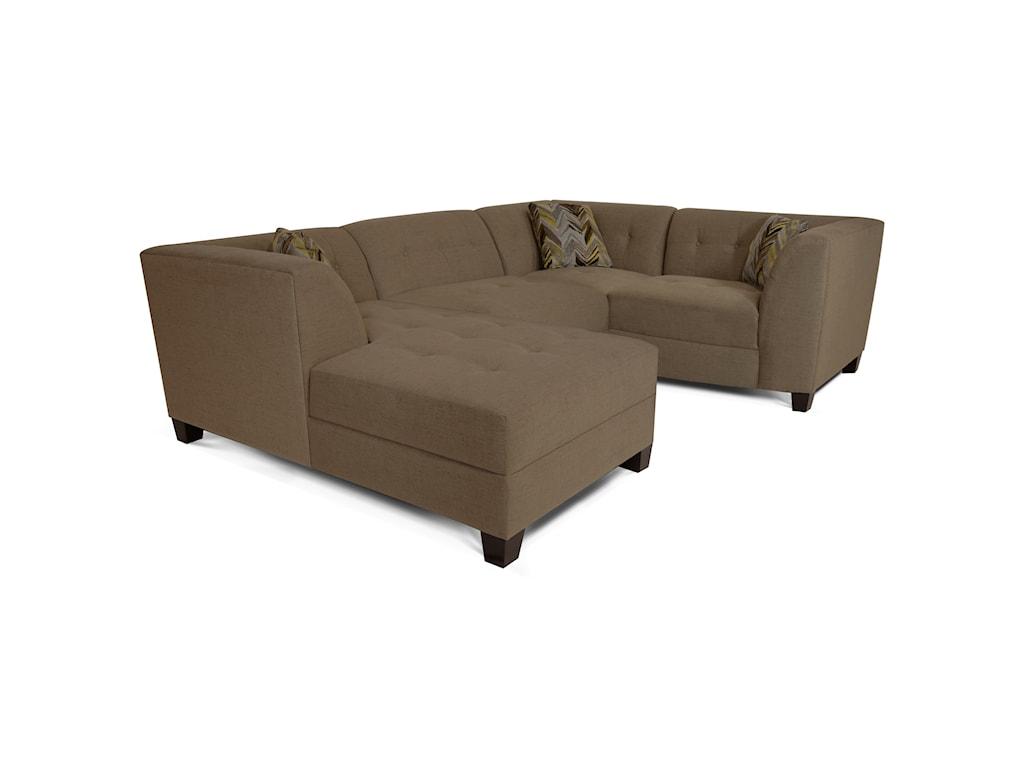 England MillerSectional Sofa