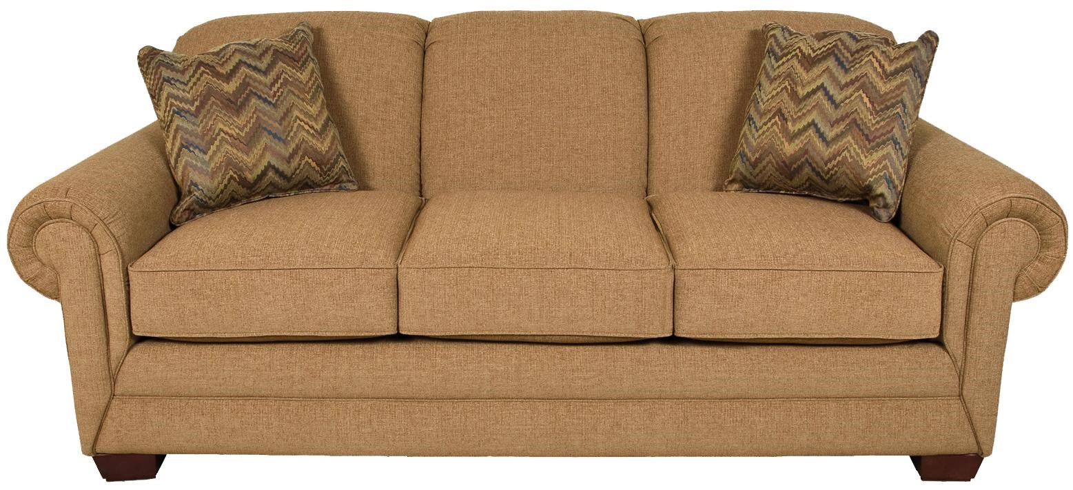 Amazing England Monroe Traditional Stationary Sofa