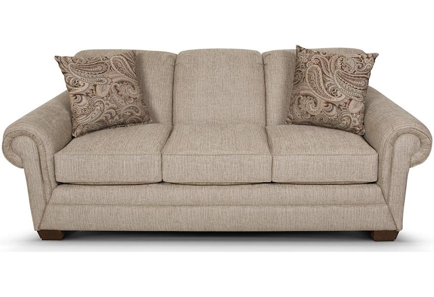 Sensational Monroe Traditional Stationary Sofa By England At H L Stephens Machost Co Dining Chair Design Ideas Machostcouk