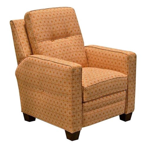 England Murphy Contemporary Accent Arm Chair