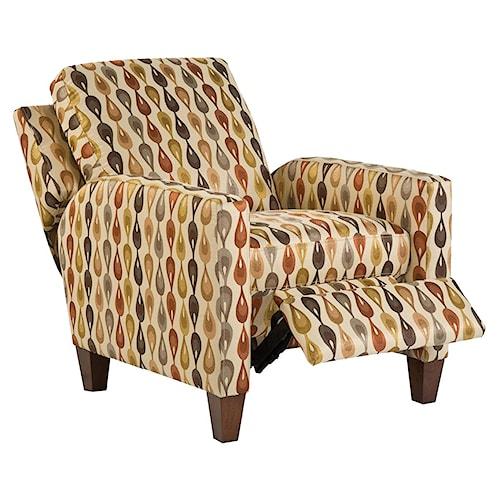 England Murray Living Room Push Back Arm Chair Recliner